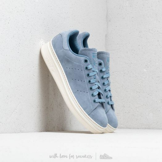 adidas Stan Smith New Bold W Raw Grey/ Raw Grey/ Off White | Footshop