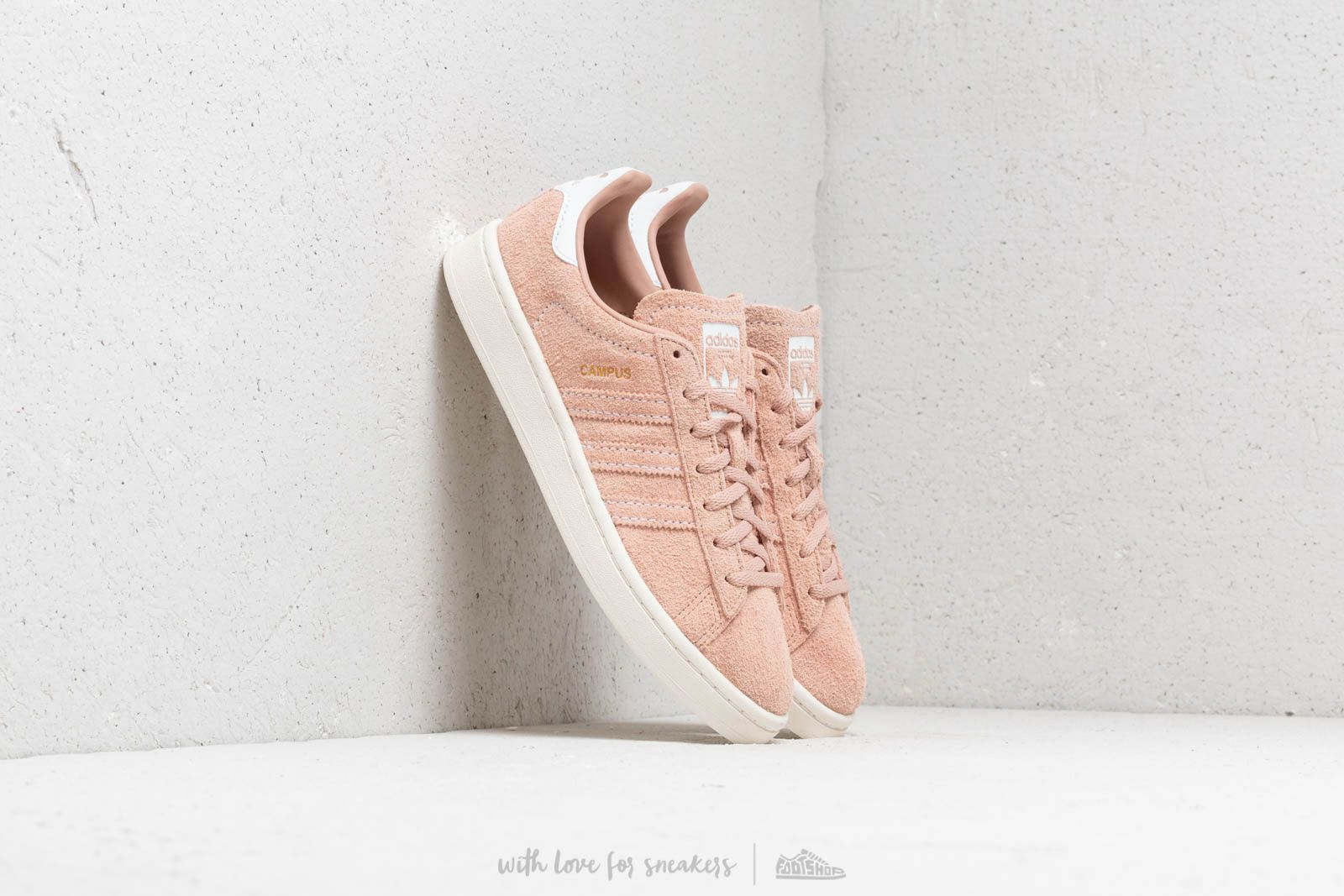 f9931f75e94 adidas Campus W Ash Pearl  Ash Pearl  Footwear White at a great price 90