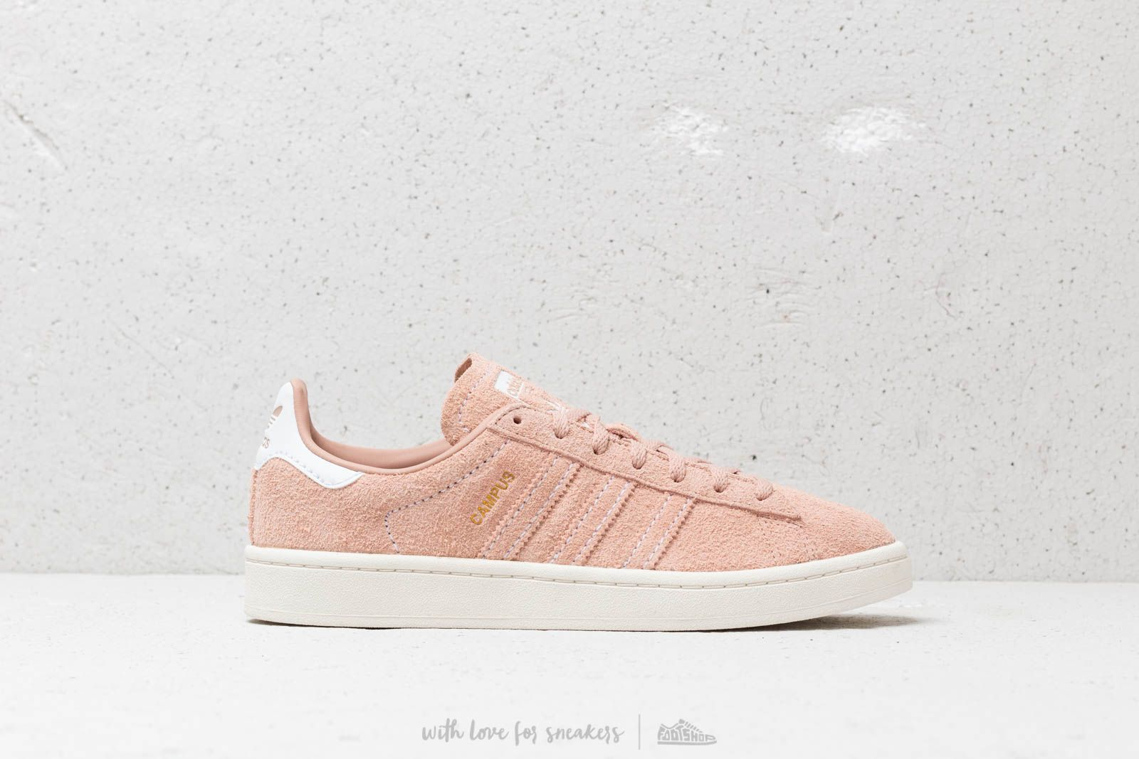 584fcc305ce adidas Campus W Ash Pearl  Ash Pearl  Footwear White at a great price £