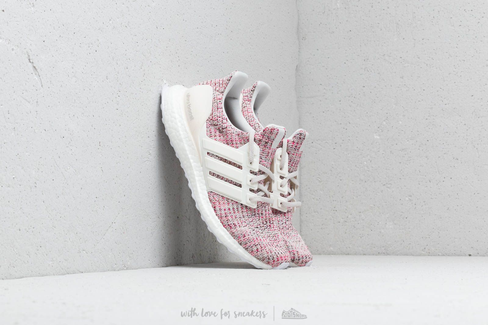 e55a208f4681 adidas UltraBOOST W Chalk Pearl  Cloud White  Shock Pink at a great price  180