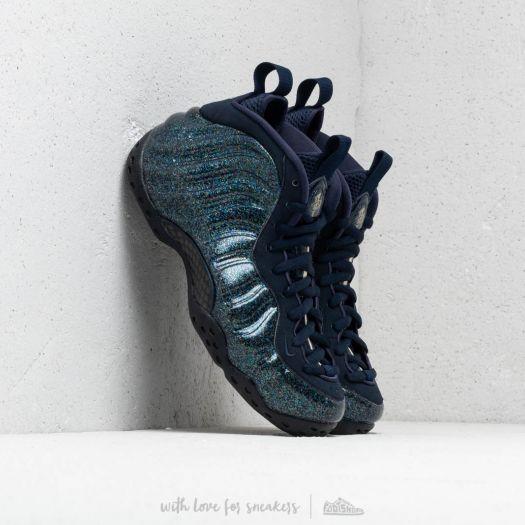 low priced 59ab7 3dd9c Nike W Air Foamposite One Obsidian/ Obsidian-Obsidian ...