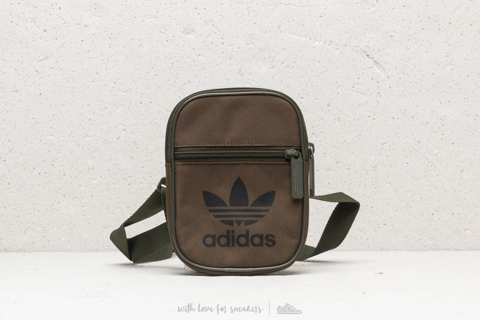bfa40fe82a76 adidas Trefoil Festival Bag Night Cargo at a great price 17 € buy at  Footshop