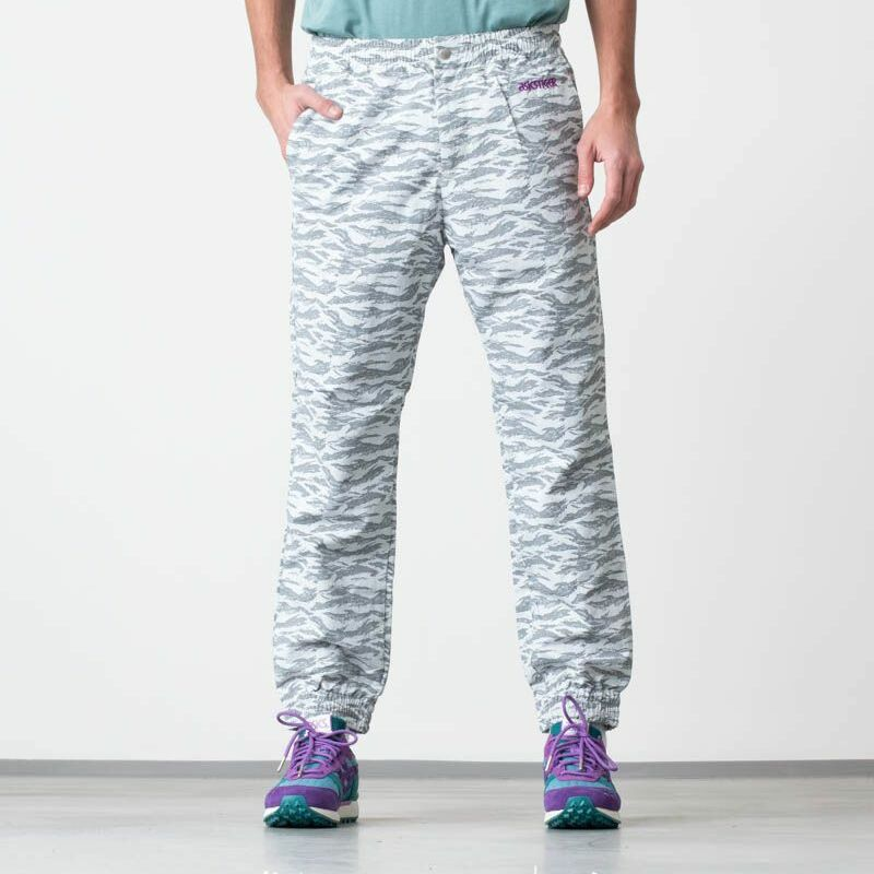 Asics Camo Pants Glacier Grey