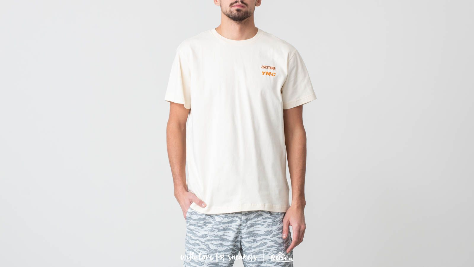 Asics YMC Shortsleevees Tee