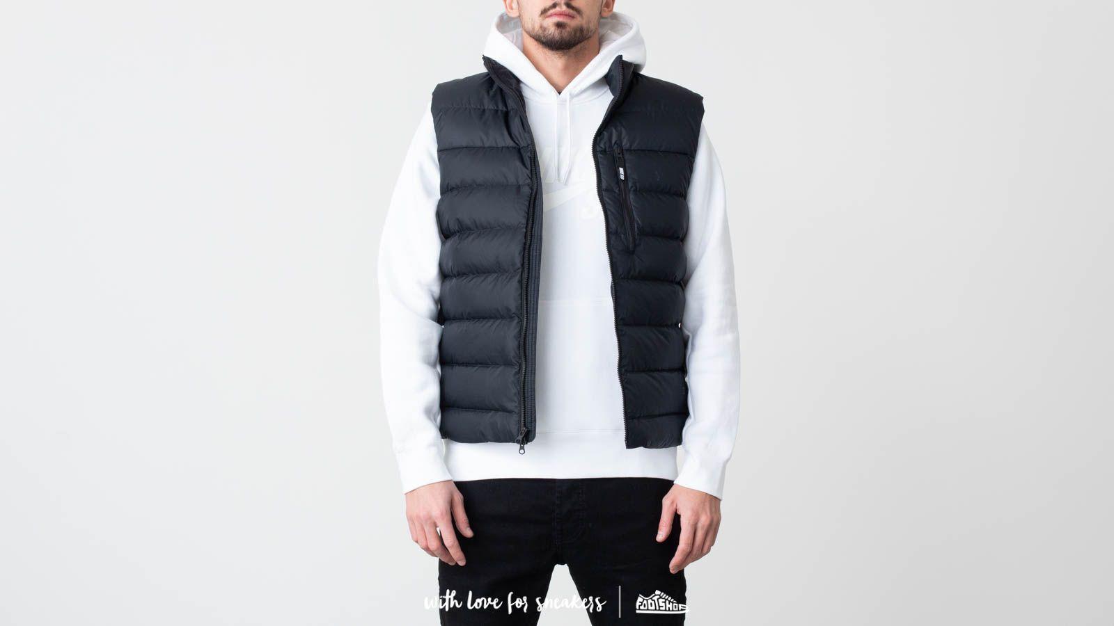 Nike SB Down Fill Vest Black | Footshop