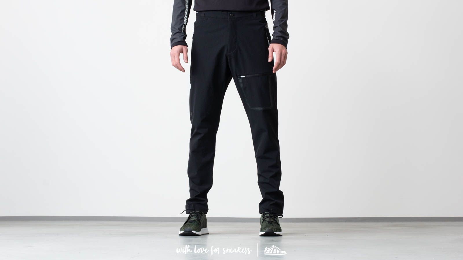 adidas Terrex x White Mountaineering Pants Black | Footshop