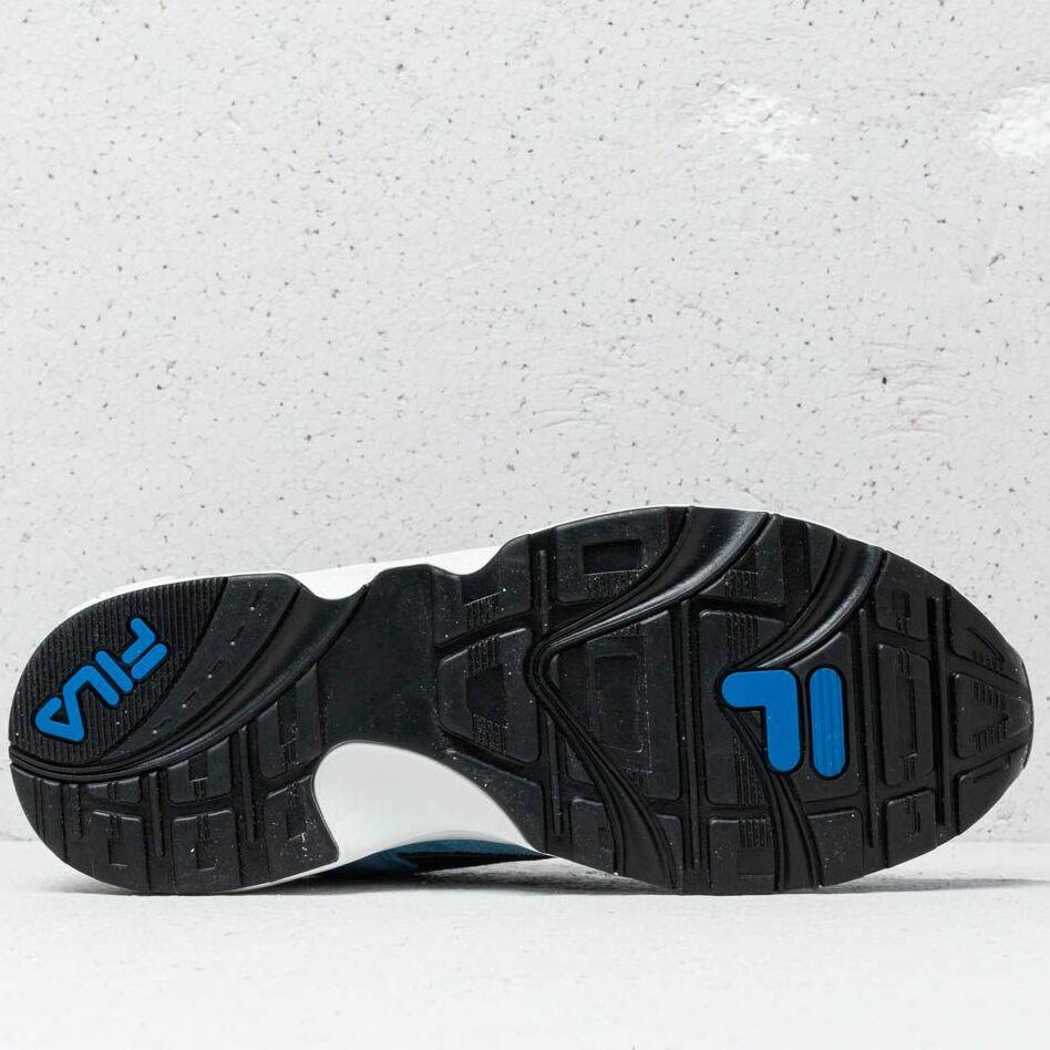 "FILA V94M Low Wmn ""Italy Pack"" Vista Blue/ Mazarine Blue/ Black"