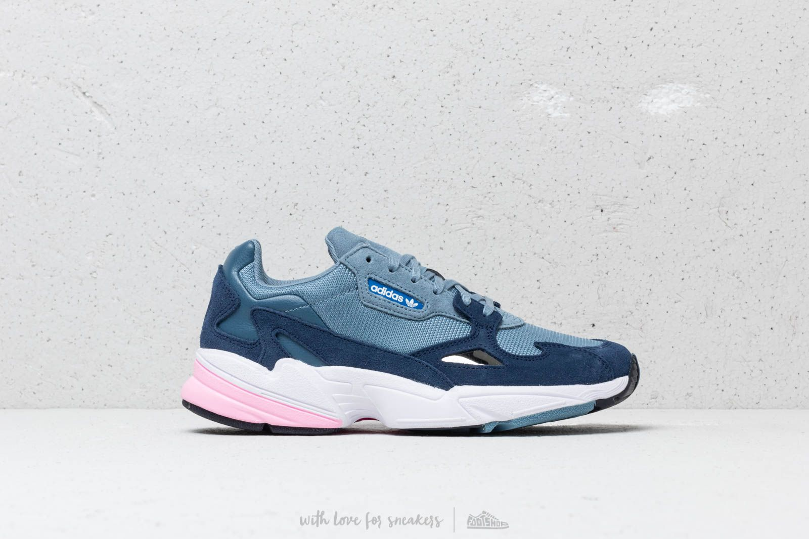 adidas Falcon W Raw Grey/ Raw Grey/ Light Pink at a great price 99
