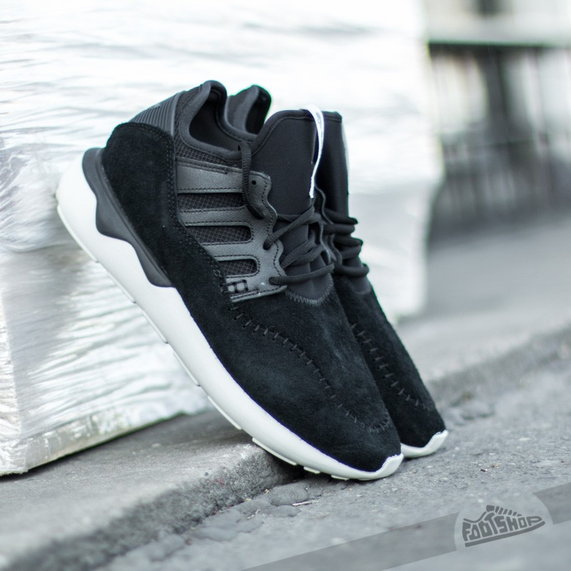 5907617fbb97a6 adidas Tubular MOC Runner Core Black Off White