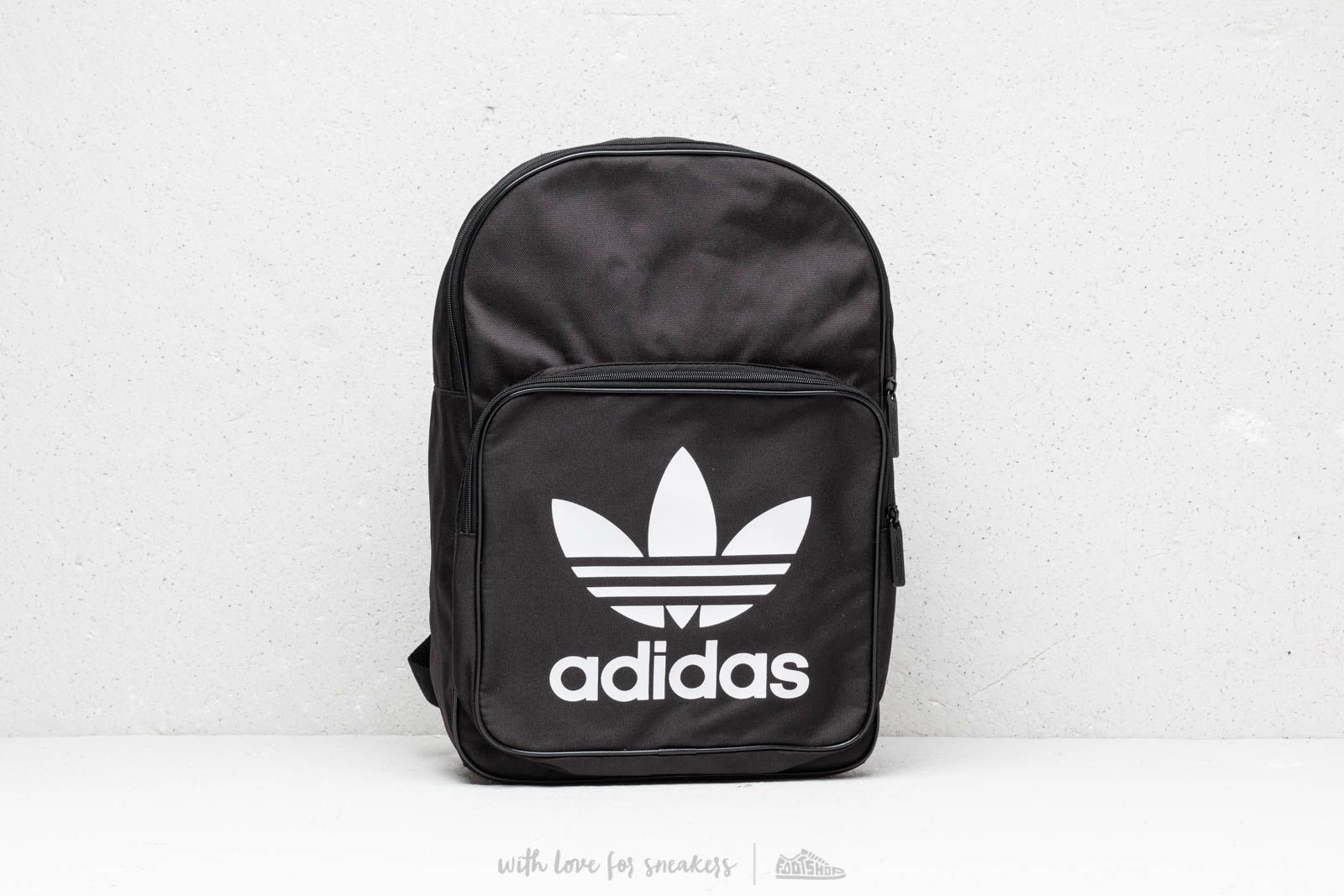 adidas Classic Trefoil Backpack Black at a great price 28 € buy at Footshop a6b89fac28327