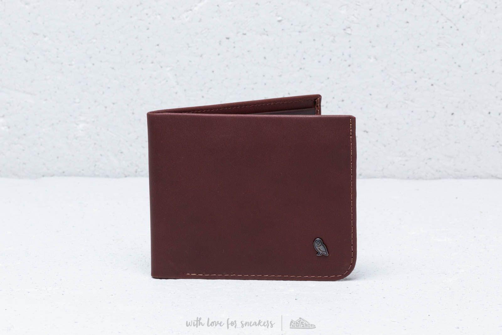 Bellroy Hide and Seek Wallet Cocoa za skvelú cenu 81 € kúpite na Footshop.sk