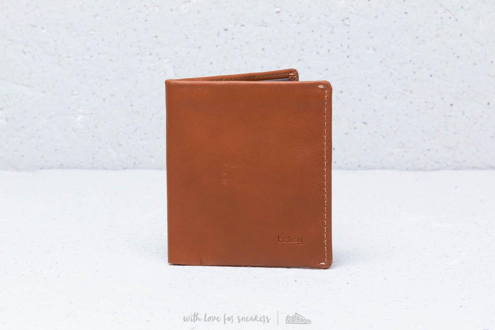 Bellroy Note Sleeve Wallet Caramel