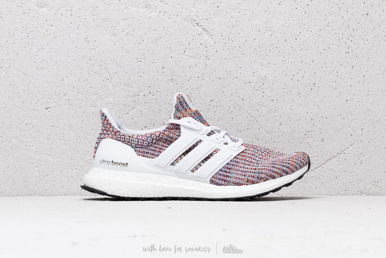 dc86450dec9 adidas UltraBOOST Ftwr White/ Ftwr White/ Collegiate Navy at a great price  180 €
