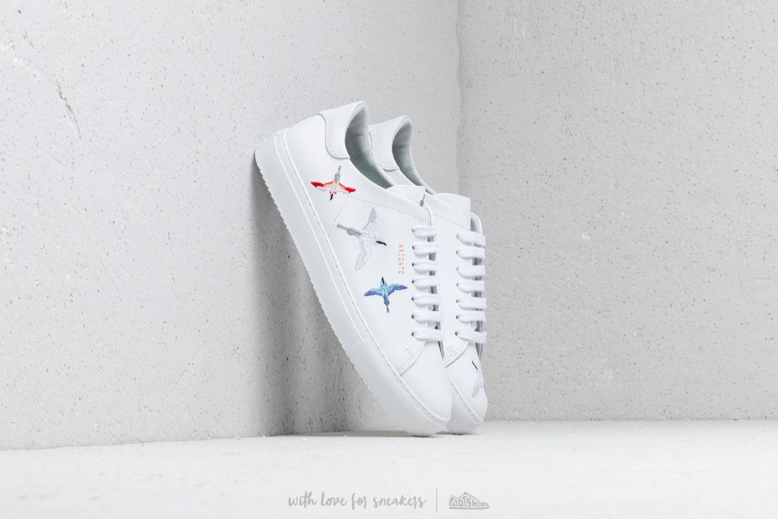 AXEL ARIGATO Clean 90 Leather White