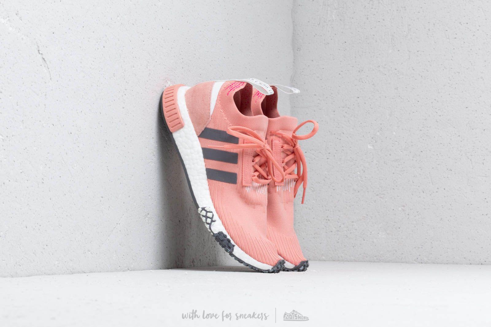 adidas Originals NMD_RACER PK (Running WhiteRunning WhiteRunning White)