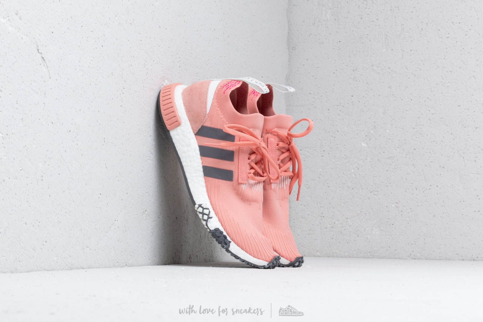 adidas Nmd_Racer Pk W Trace Pink/ Trace Pink/ Cloud White at a great price $206 buy at Footshop
