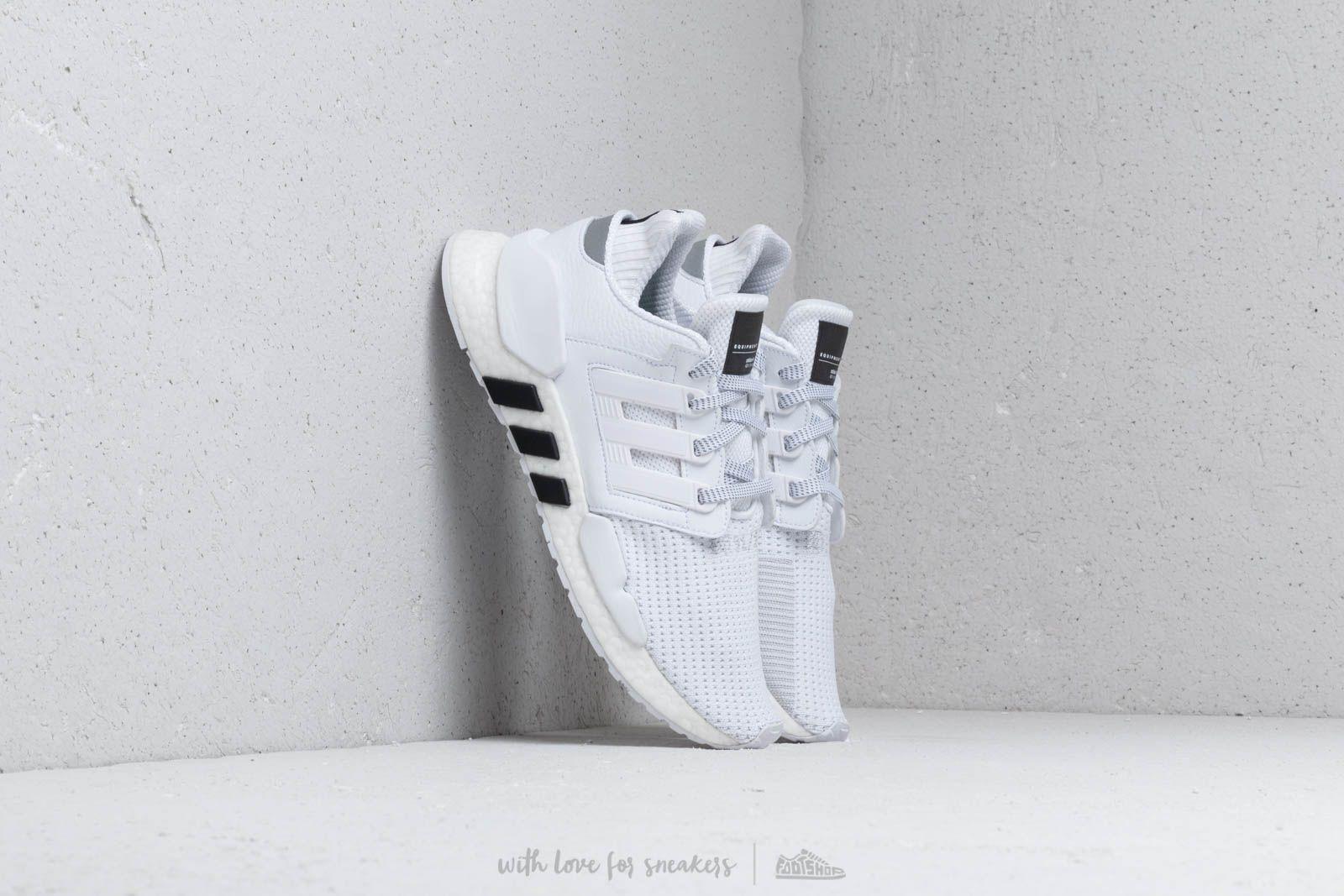 adidas Eqt Support 91/18 Ftw White/ Ftw White/ Core Black za skvělou cenu 4 490 Kč koupíte na Footshop.cz