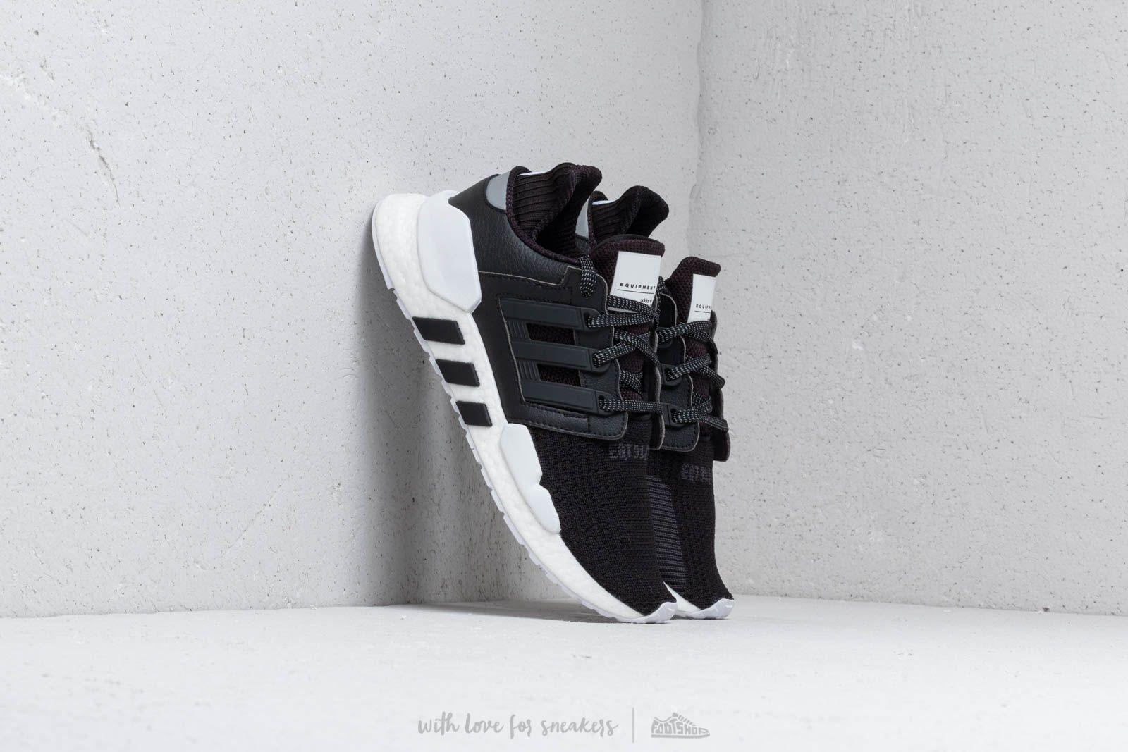 adidas Eqt Support 91 18 Core Black  Core Black  Ftw White at a 73cf0bb710a5