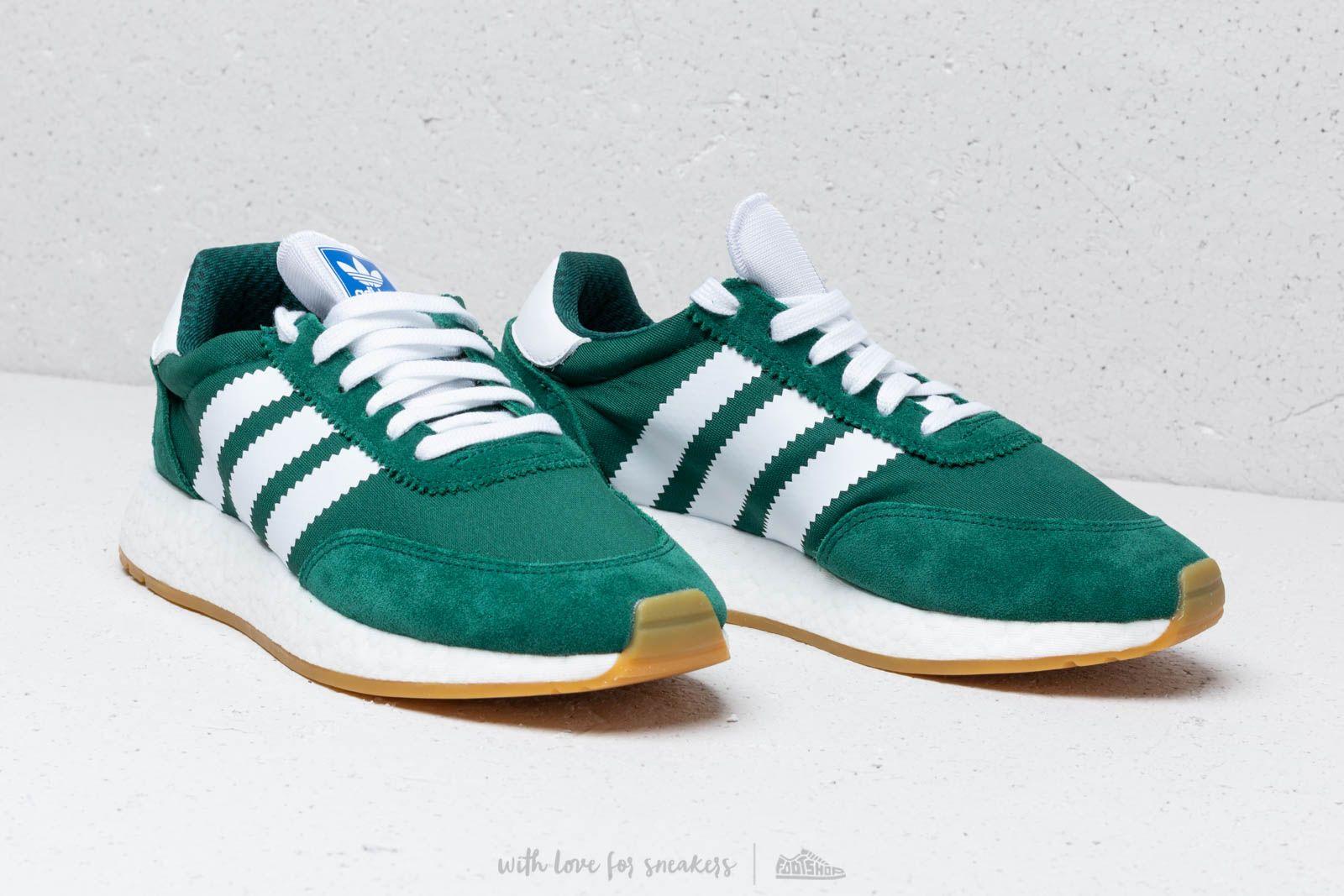 GumFootshop Cloud Collegiate White Green W adidas I 5923 vwn0y8OPmN