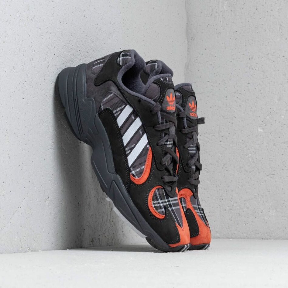 adidas Yung-1 Dgh Solid Grey/ Dgh Solid Grey/ Raw Amber