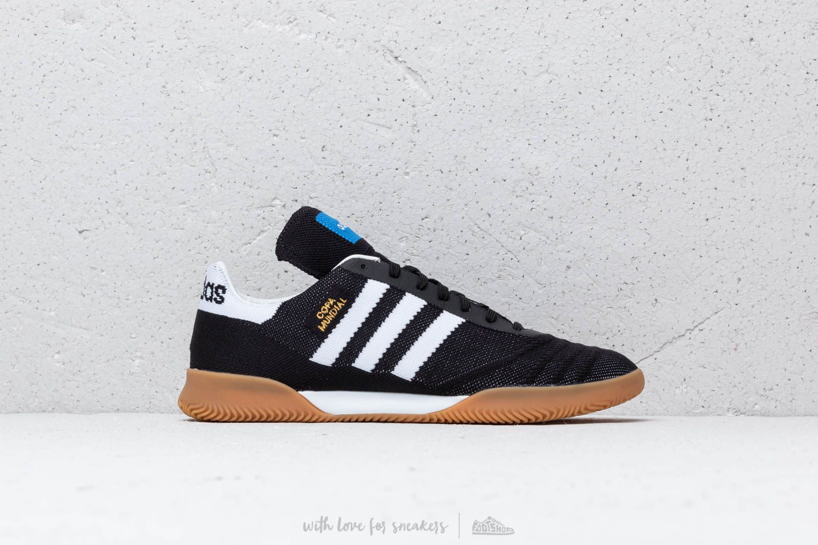 adidas Copa Mundial 70 Years TR Core Black  Ftw White  Gold Metallic a muy efc98a6bb4b7f