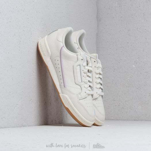 adidas Continental 80 W Off White/ Orchid Tint/ Soft Vision | Footshop