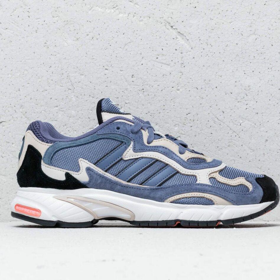 adidas Temper Run Raw Indigo/ Raw Indigo/ Core Black, Blue