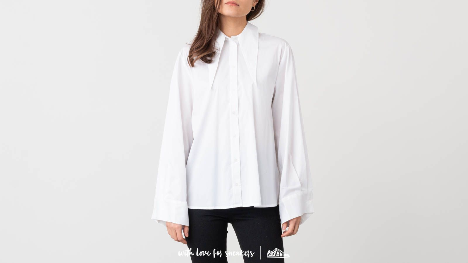 SELECTED Berina Longsleeve Collar Shirt