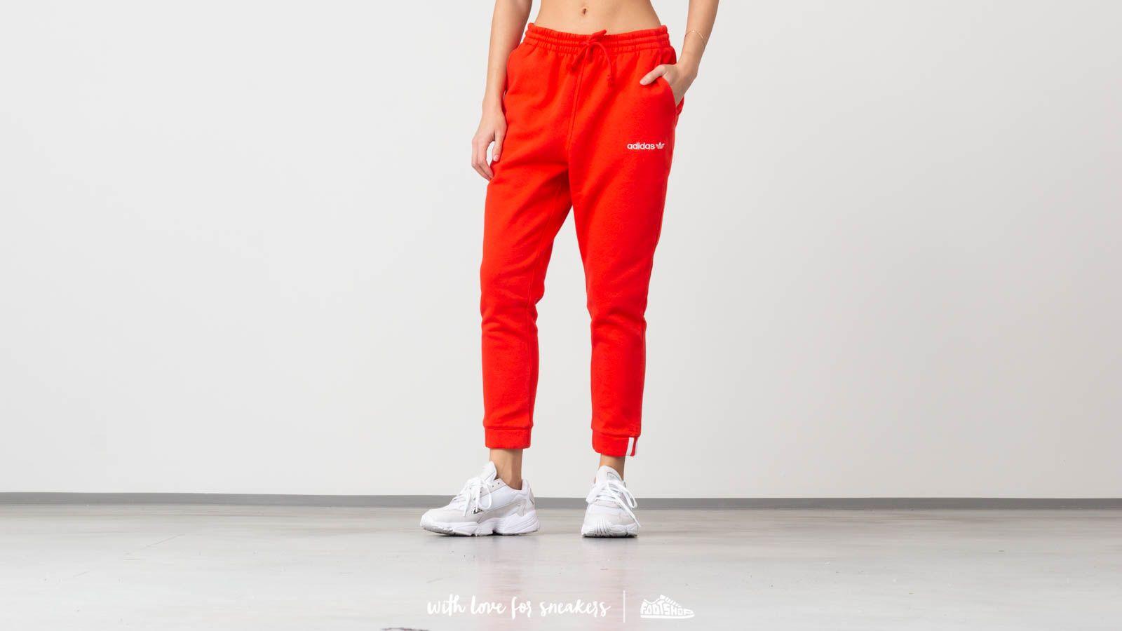 adidas Originals Coeeze Pants | Rouge | Pantalons de jogging