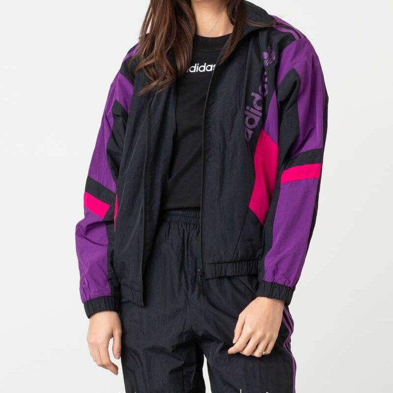 adidas Track Jacket Black 36