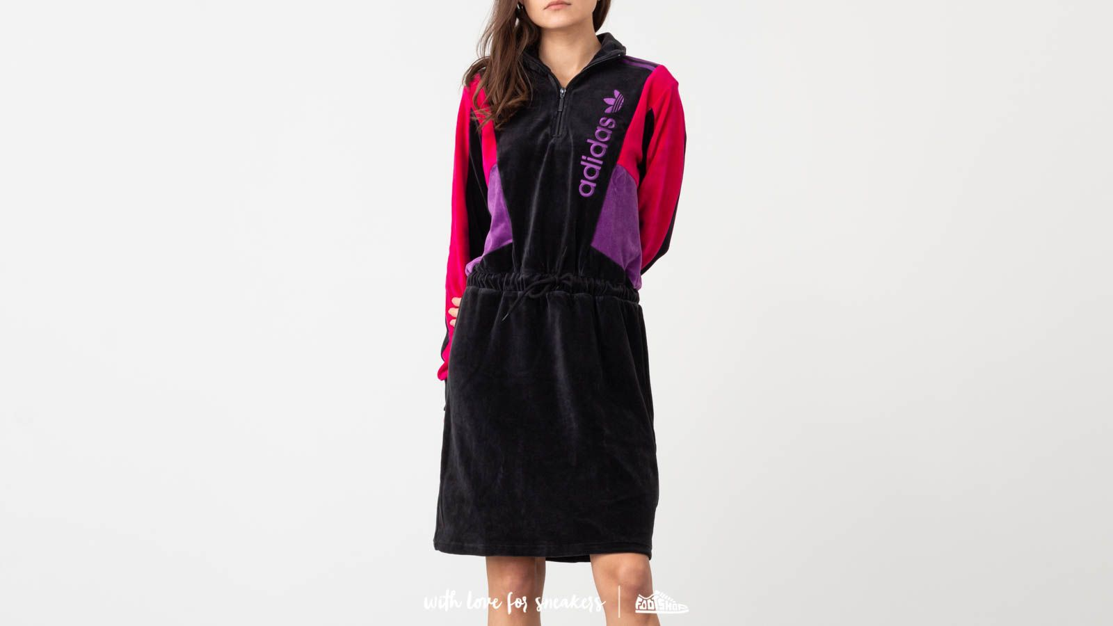 adidas Track Jacket Dress