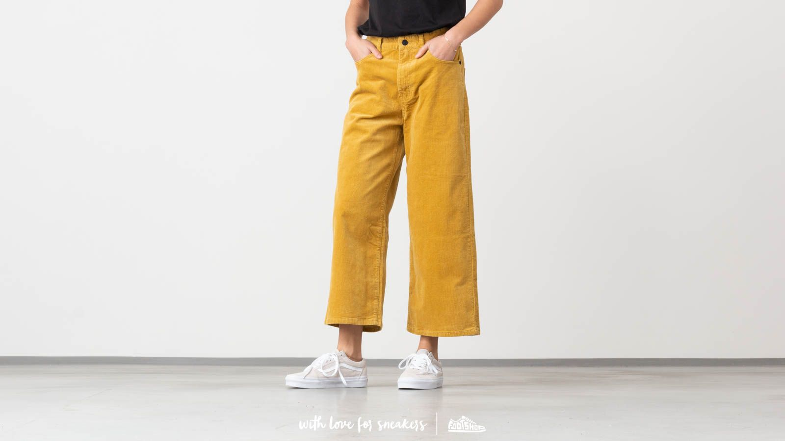 Lazy Oaf Cord Trousers