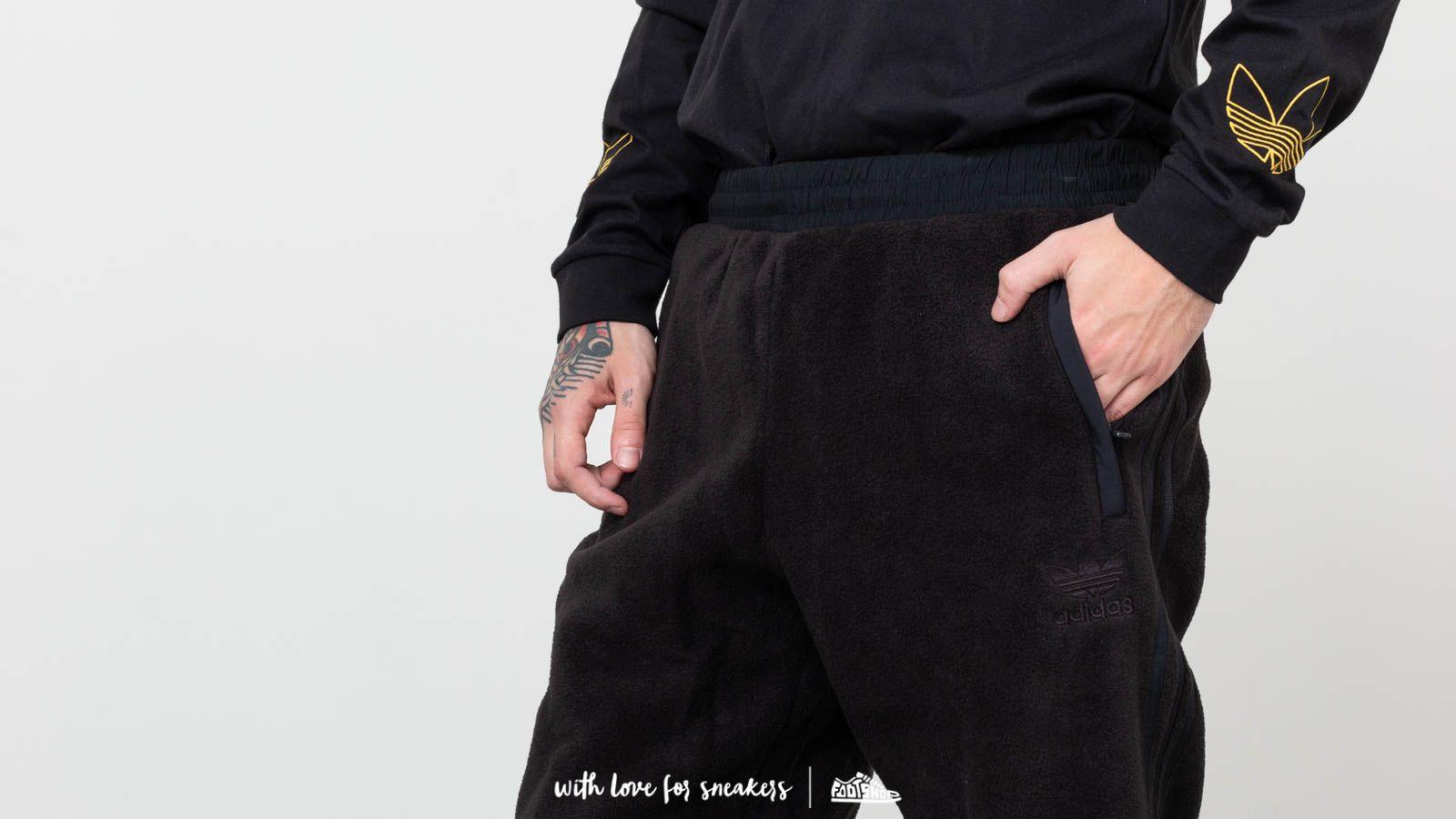 Polar Fleece Track Pants Men's Adidas Originals Pants