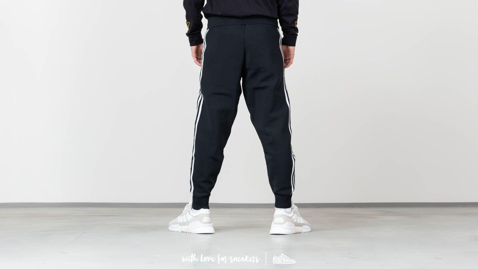black on black adidas tracksuit