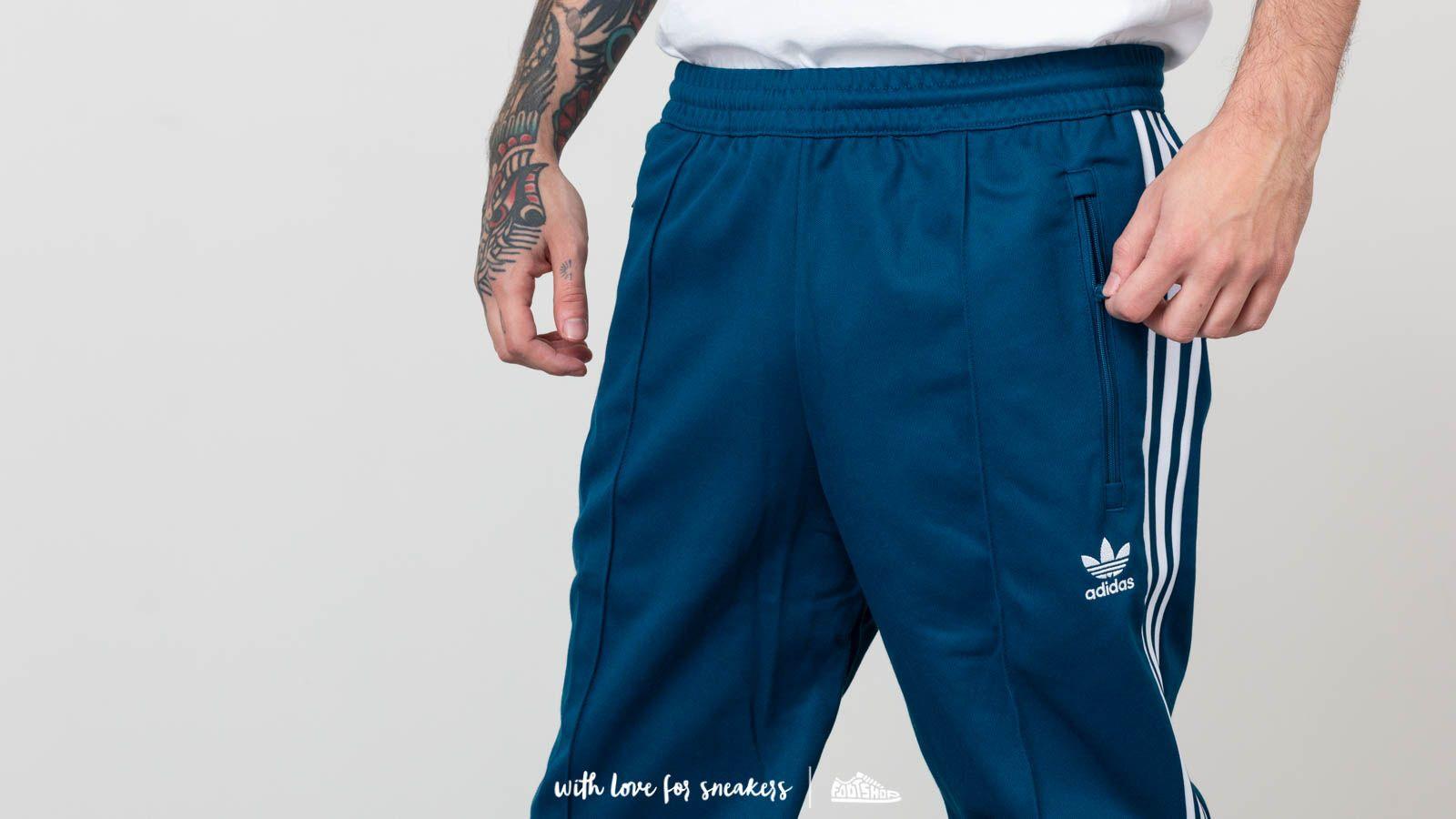 adidas Originals Firebird Track Pants Legend Marine