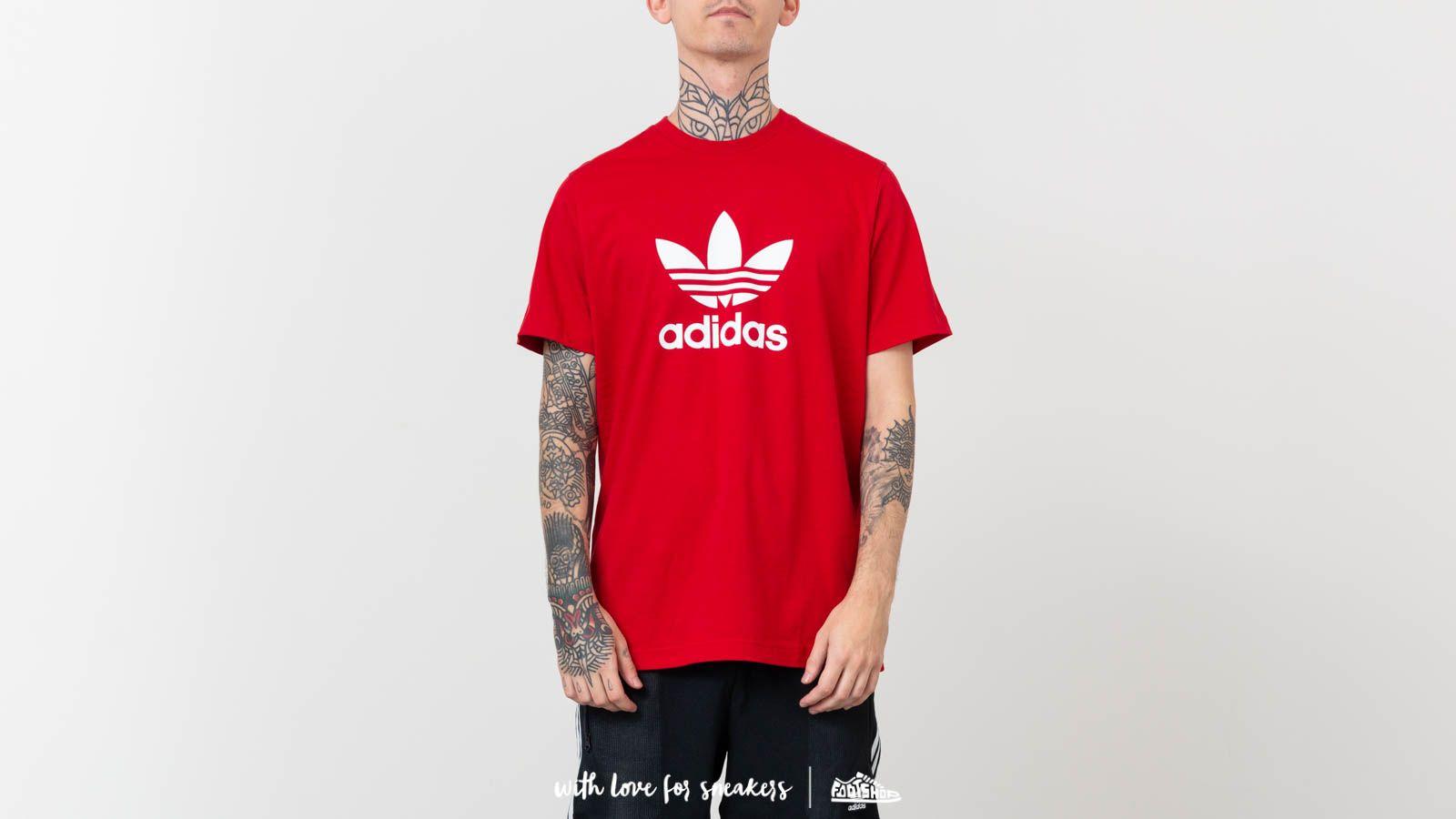 adidas Originals origin trefoil tee Rövid ujjú póló