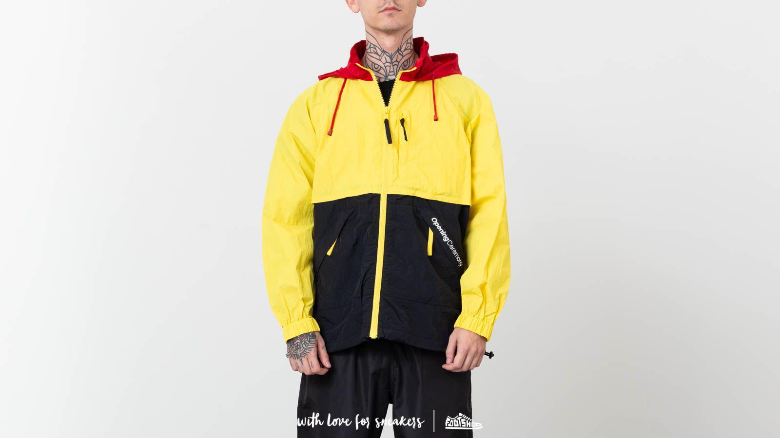 Opening Ceremony Crinkle Nylon Storm Jacket Lemon Tart Multi za skvelú cenu 104 € kúpite na Footshop.sk