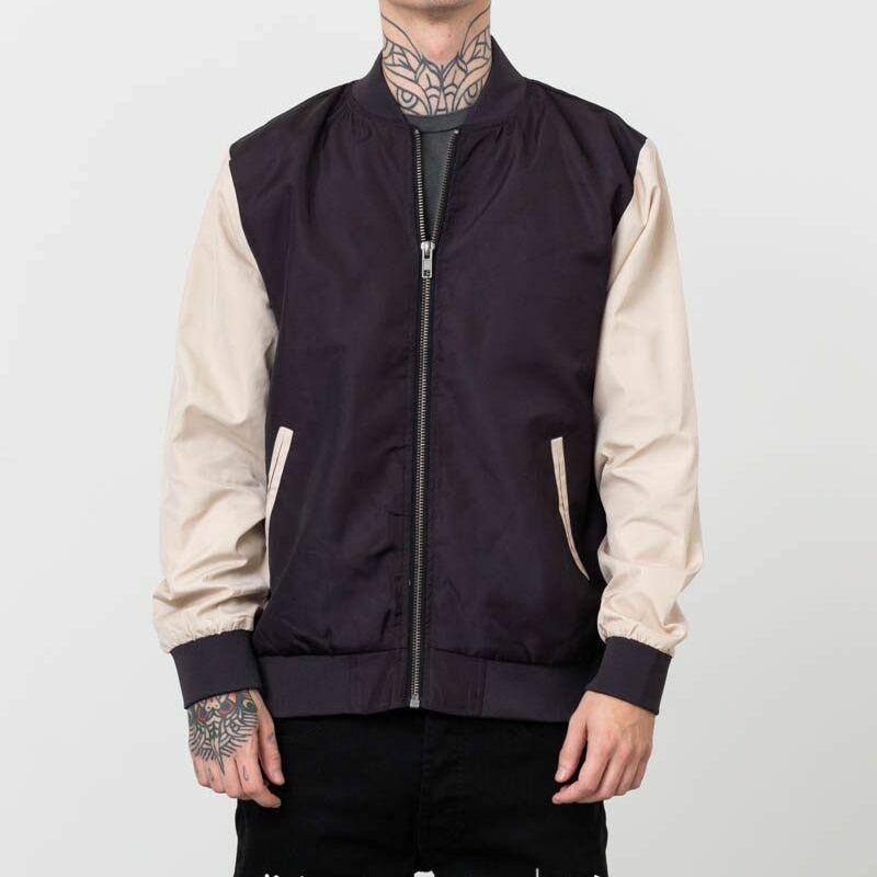 RIPNDIP Bouquet Varsity Jacket Black XL