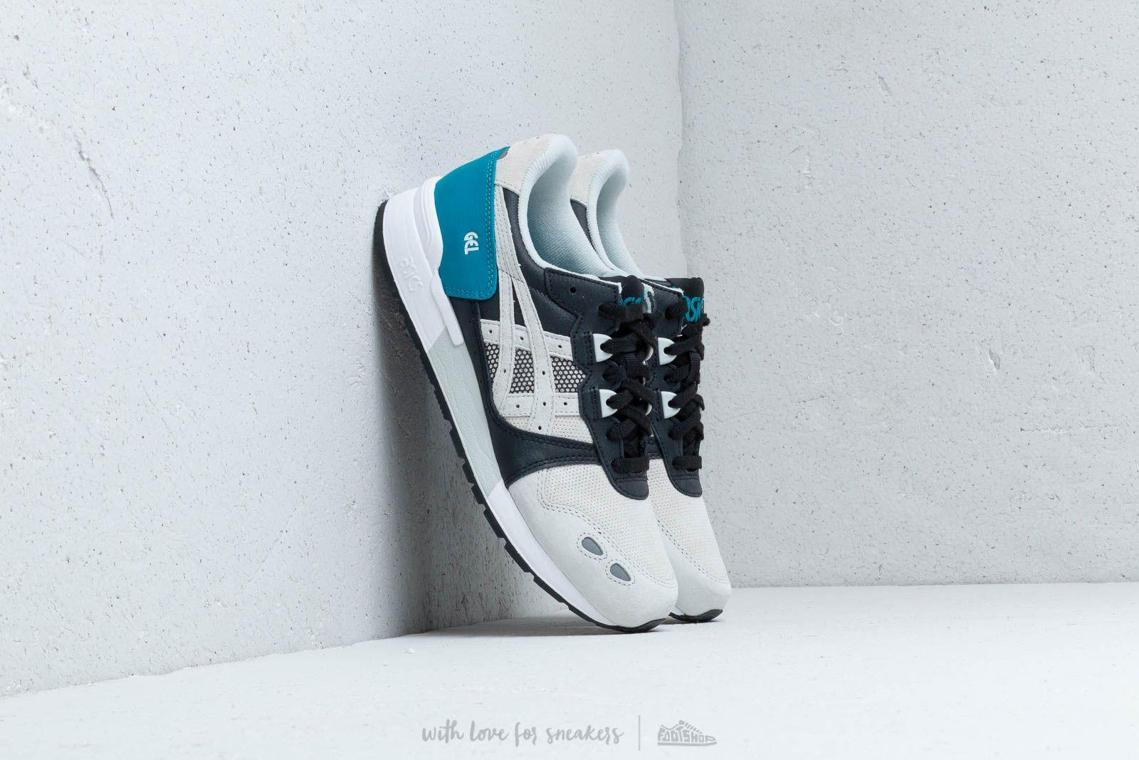 Asics GEL-Lyte Teal Blue  Glacier Grey at a great price 103 € buy 98eee3701