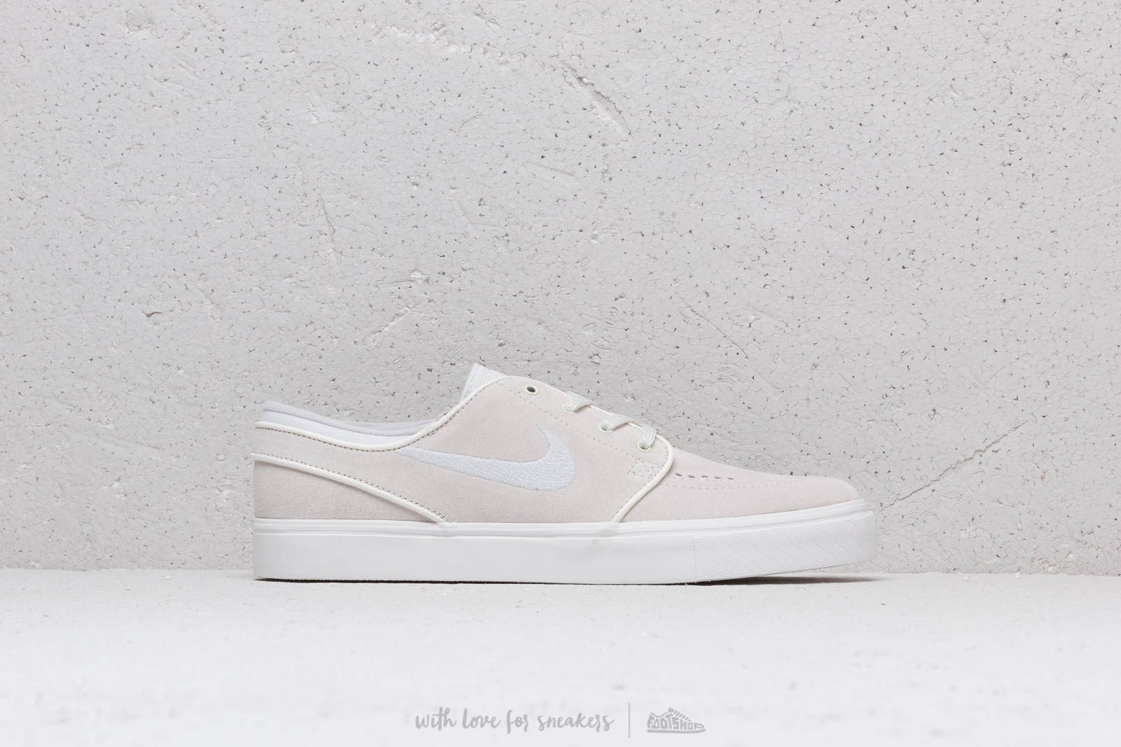 2fd1fe98cc48f5 Nike Zoom Stefan Janoski Summit White  Vast Grey at a great price 81 € buy