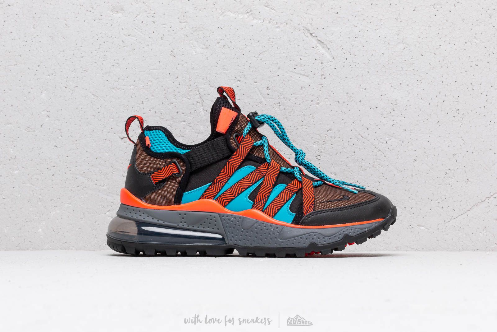 b1270154fe6ab Nike Air Max 270 Bowfin Dark Russet  Black-Bright Crimson at a great price