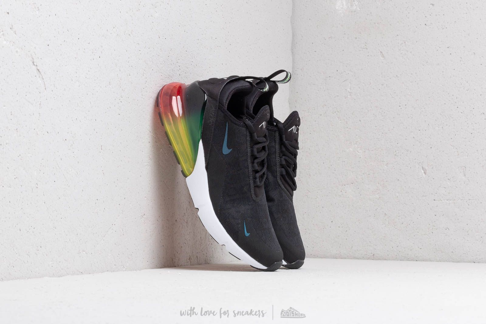 Nike Air Max 270 Se Black  Black-Laser Orange-Ember Glow  9245c451302