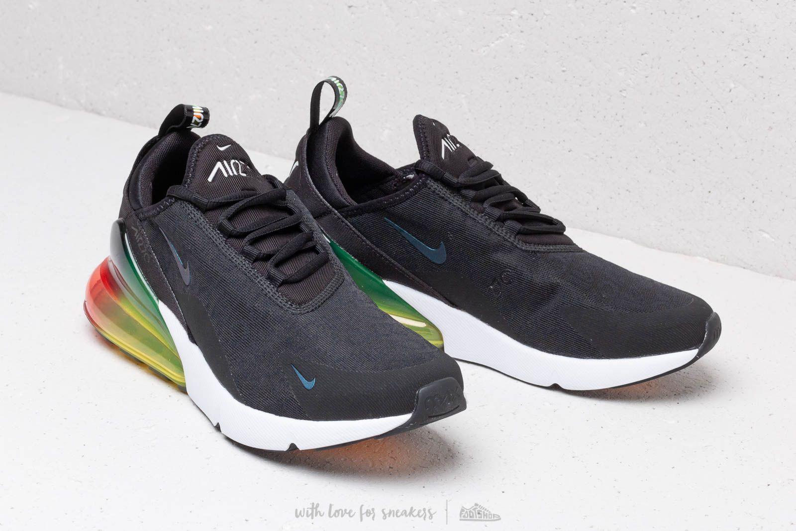 Air Max Footshop Se Glow Laser Orange Ember Black 270 Nike 1Fwq5xfF