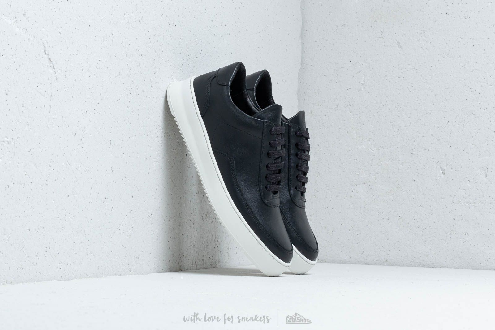 Filling Pieces Low Mondo Ripple Nardo Nappa