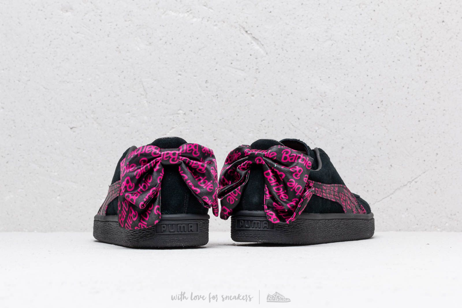 198201e5d37 Puma x Barbie Suede Classic (No Doll) Puma Black at a great price 99