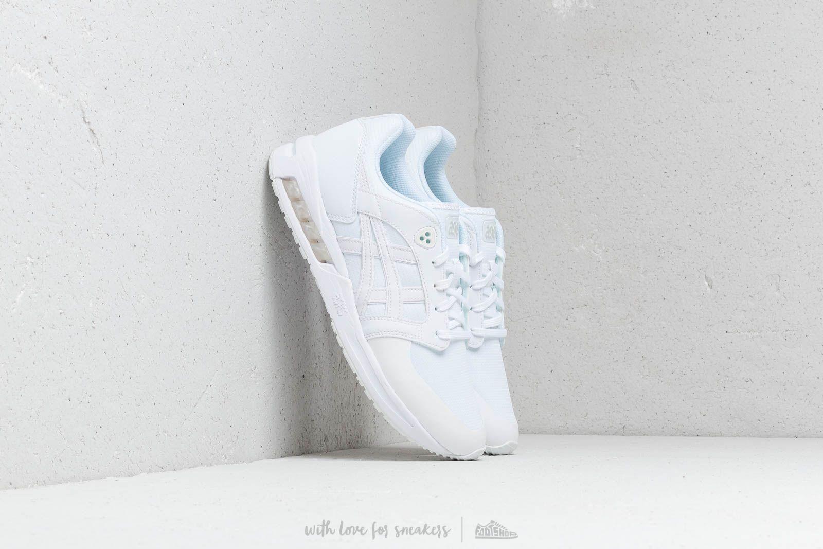 Pánské tenisky a boty Asics Gelsaga Sou White/ White