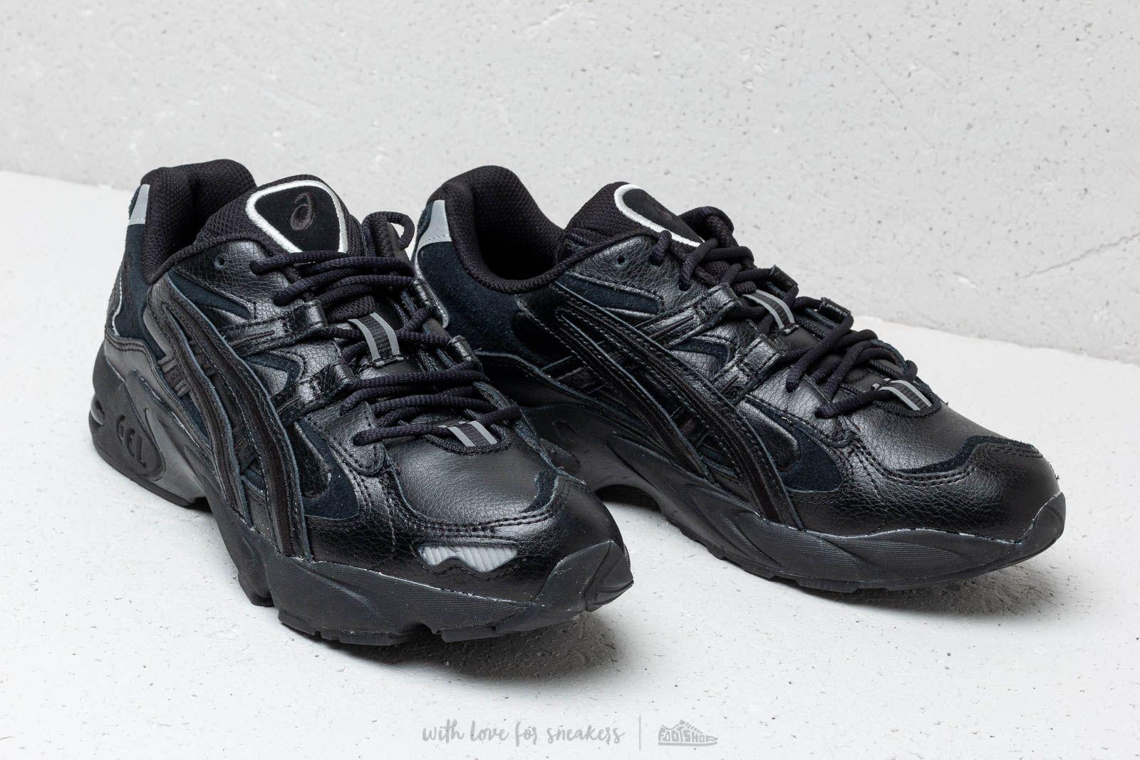 Asics Gel Kayano 5 OG Black Black | Footshop