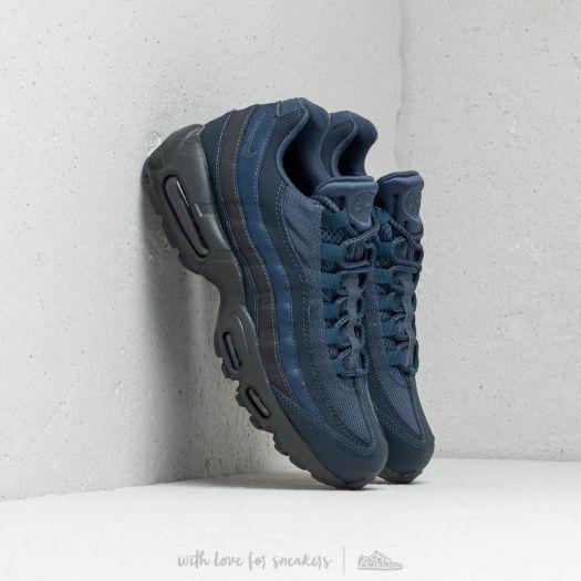 después de esto Polo Anémona de mar  Men's shoes Nike Air Max 95 Essential Squadron Blue/ Squadron Blue