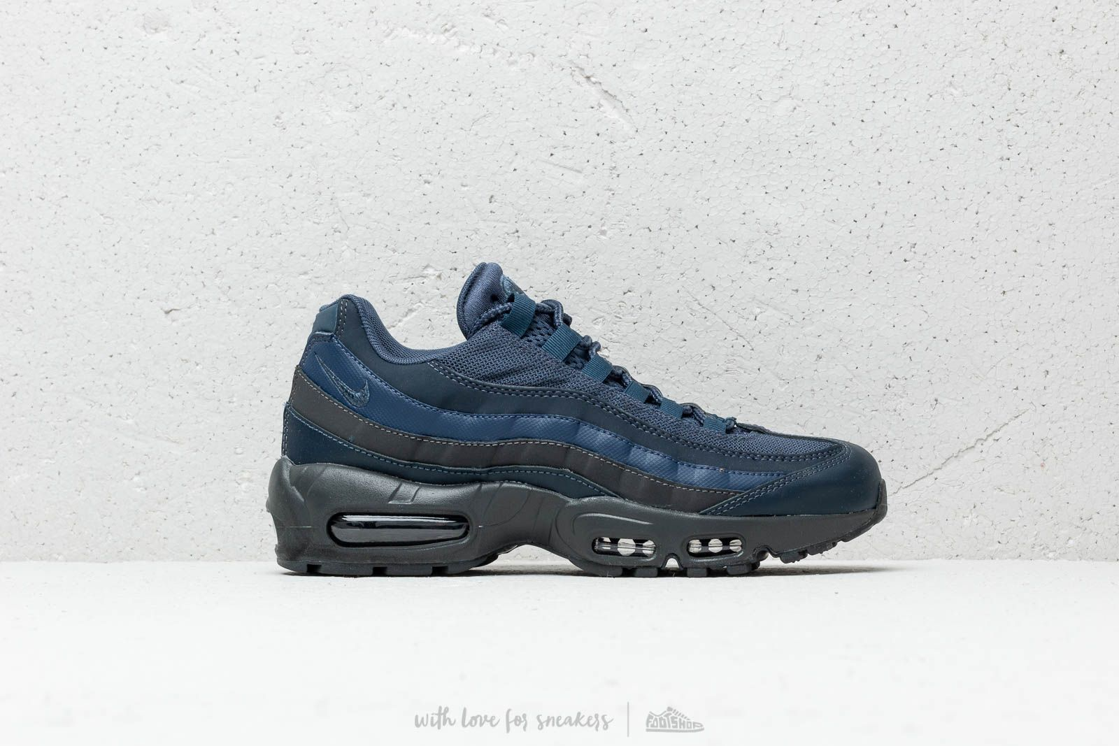new style 18d84 50fc5 Nike Air Max 95 Essential Squadron Blue  Squadron Blue at a great price £96