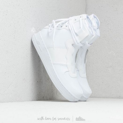 buy popular 491a3 25770 Nike W Af1 Rebel Xx White/ White-White | Footshop